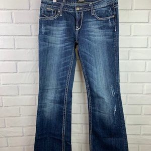 ReRock for Express Boot Cut Jeans Size 8